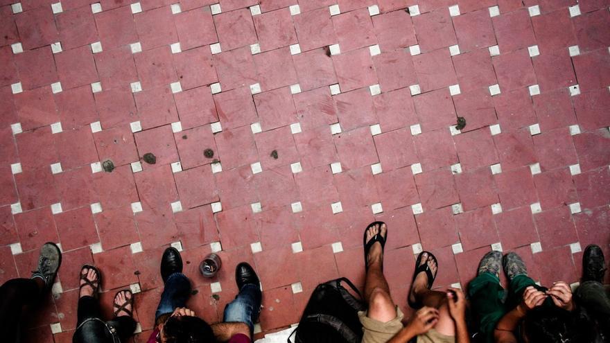 RES, Patio Maravillas, Madrid, 2007 |  Kinoluiggi