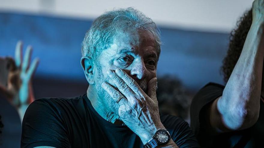 """El presidente del Supremo ve """"difícil"""" que la prisión de Lula sea revertida"""