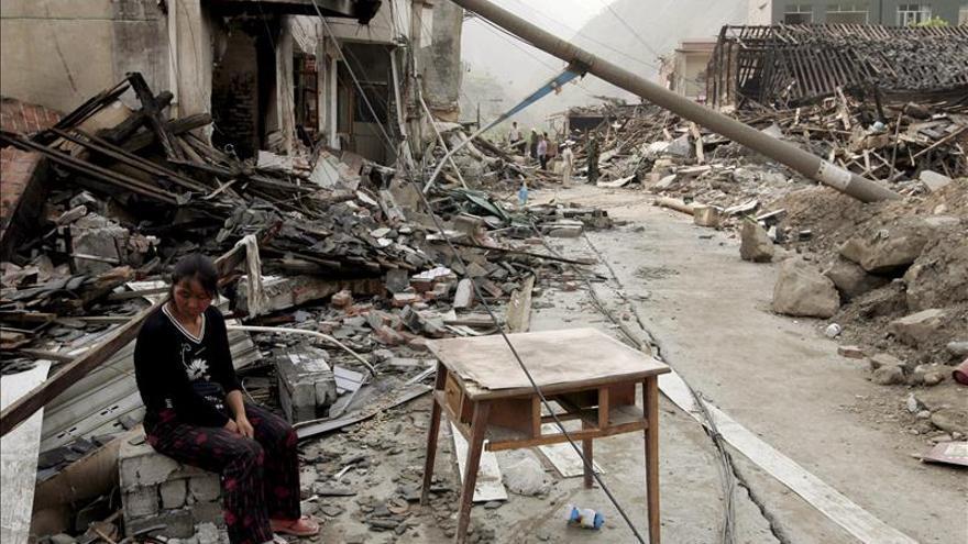 Acusado de fraude el héroe estudiantil del terremoto de 2008 en China