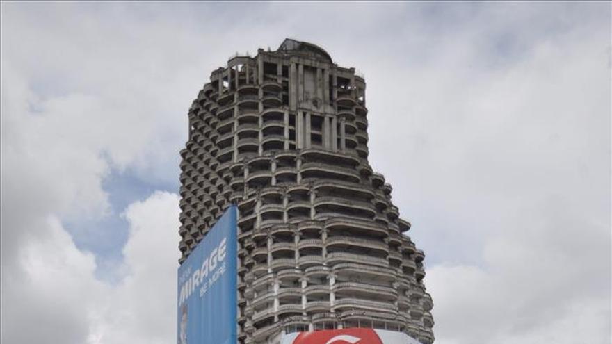 La maldición del Sathorn Unique, el rascacielos inacabado de Bangkok