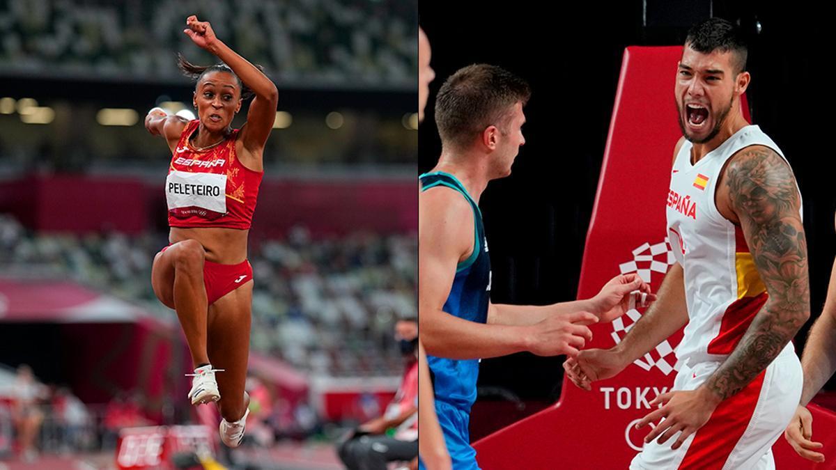 Audiencias TV domingo 1 de agosto - Juegos Olímpicos