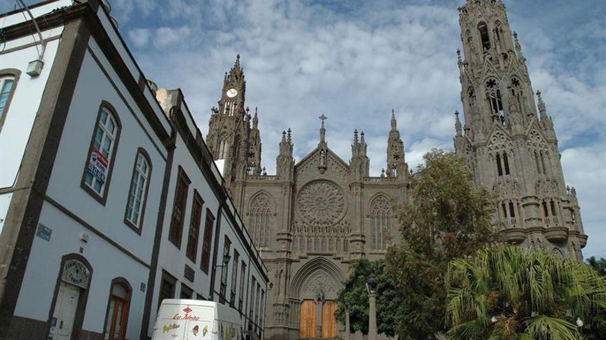 Iglesia de Arucas. (CABILDO DE GRAN CANARIA)