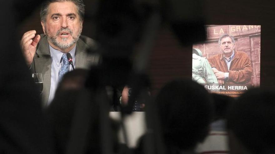 El socialista Eguiguren visita a Arnaldo Otegi en la prisión de Logroño