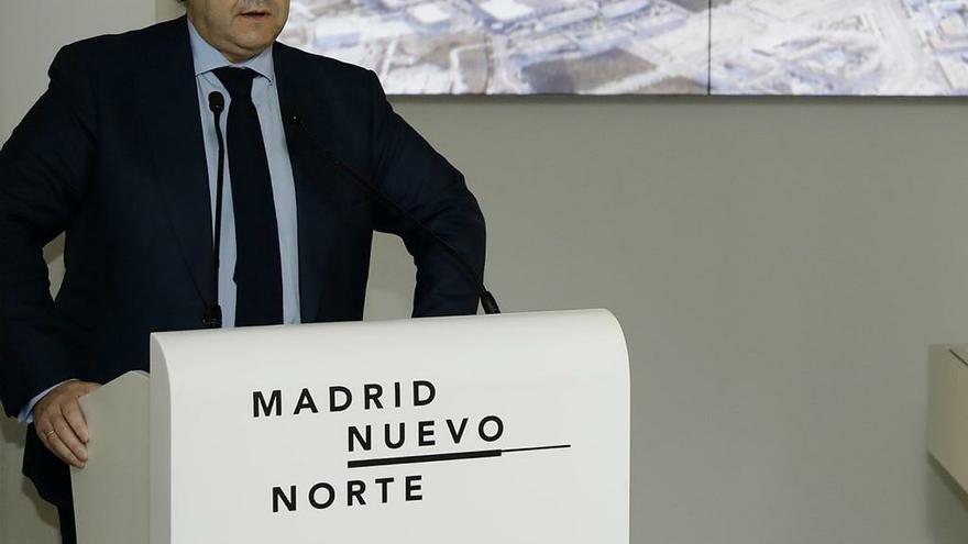 Distrito Castellana Norte cesa a Antonio Béjar como presidente
