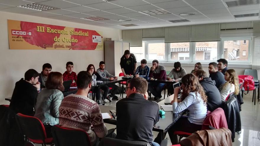 Encuentro de Estudiantes en Movimiento en Ciudad Real