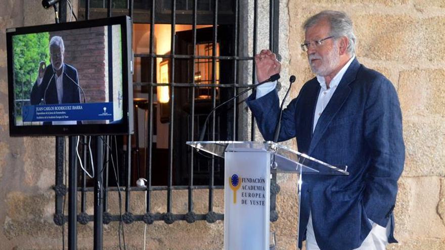 """Ibarra: un acuerdo con C's y Podemos sería la """"opción menos mala"""" del PSOE"""