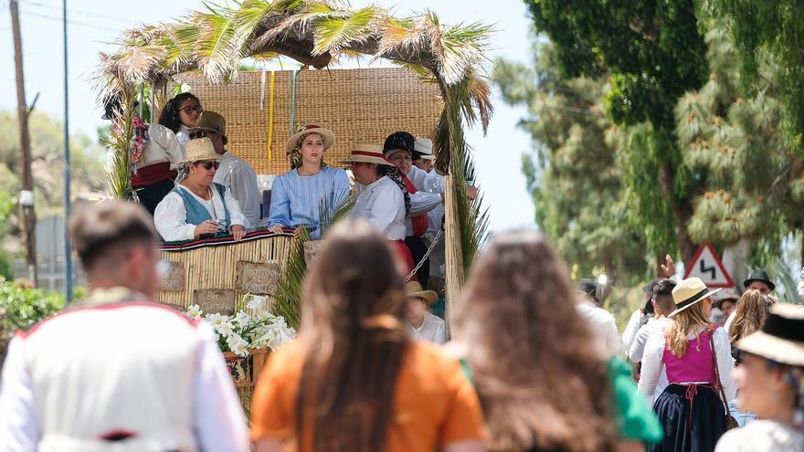 Locales y visitantes participaron en la fiesta de las tradiciones de Valle de San Lorenzo