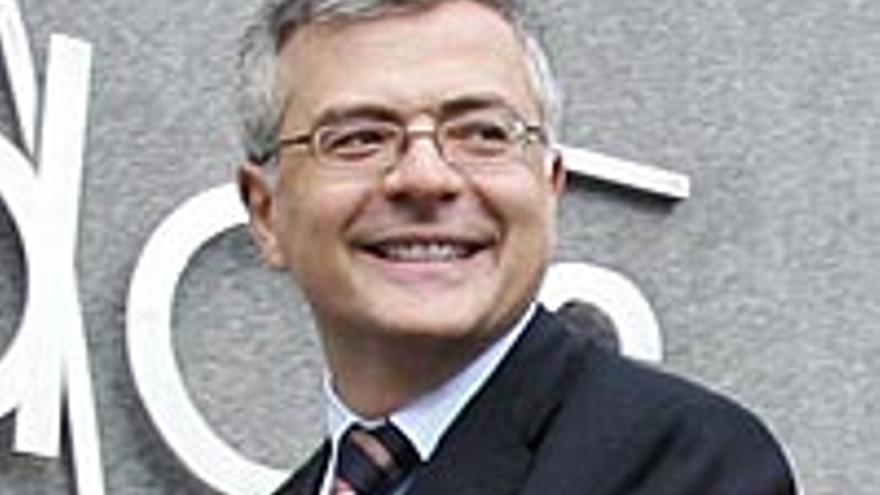 Guillermo García-Panasco, fiscal jefe de Las Palmas.