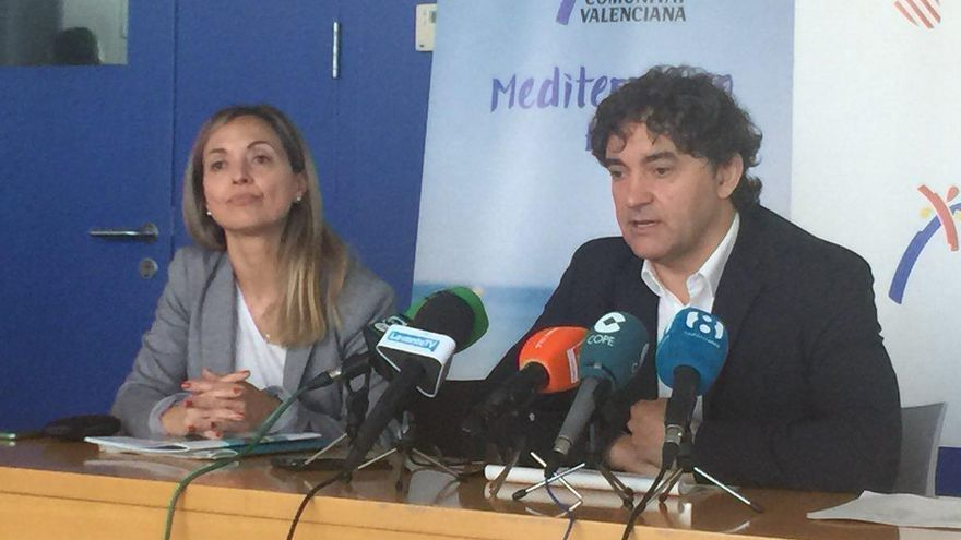 El secretario autonómico de Turismo, Francesc Colomer