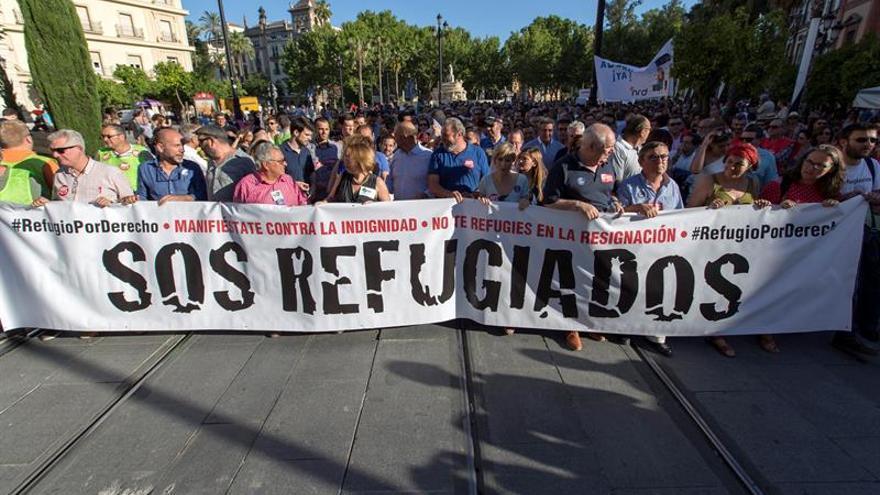 Piden el cese inmediato del acuerdo de la UE con Turquía sobre los refugiados