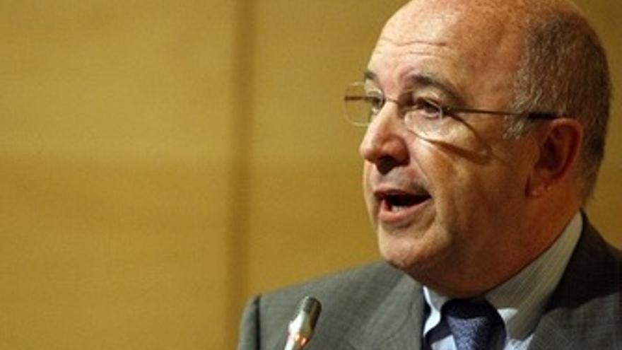 Joaquín Almunia. (EUROPA PRESS)