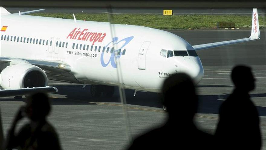Air Europa aumenta a cuatro frecuencias semanales los vuelos entre Bolivia y España
