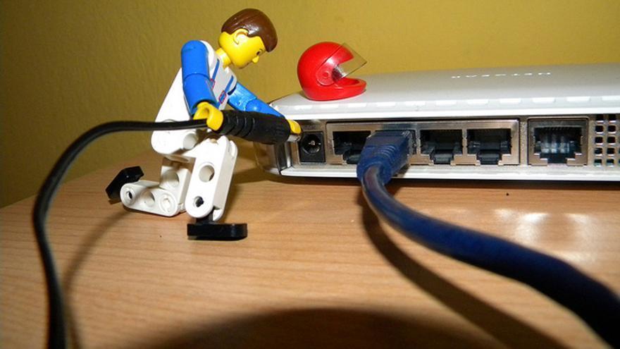 Un router