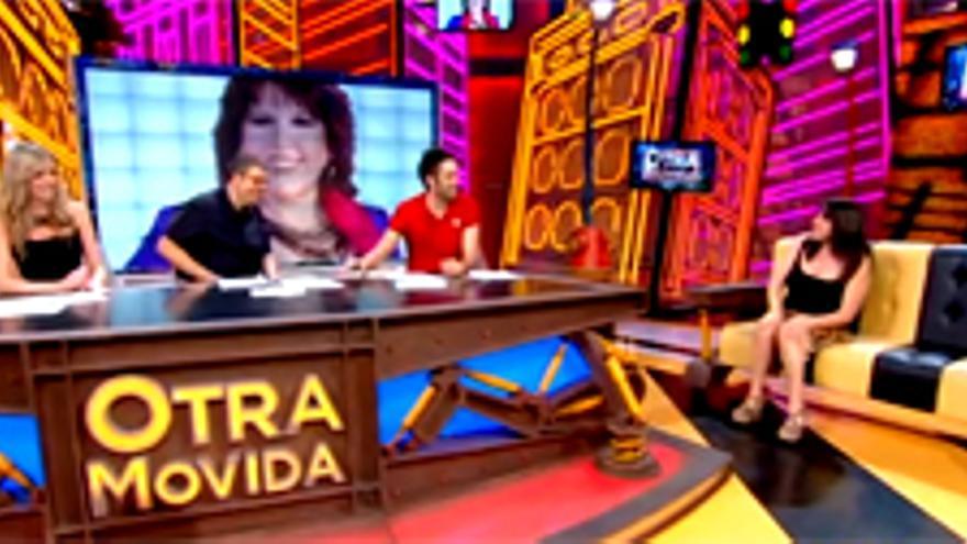 "Loles León protesta por 'Águila Roja': ""Rajoy, sácanos del cajón"""