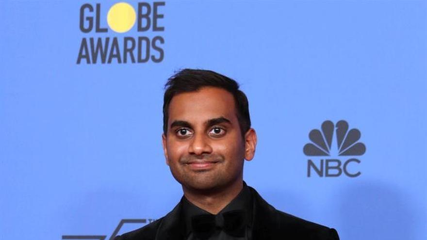 Aziz Ansari gana el Globo de Oro al mejor actor de una serie de comedia