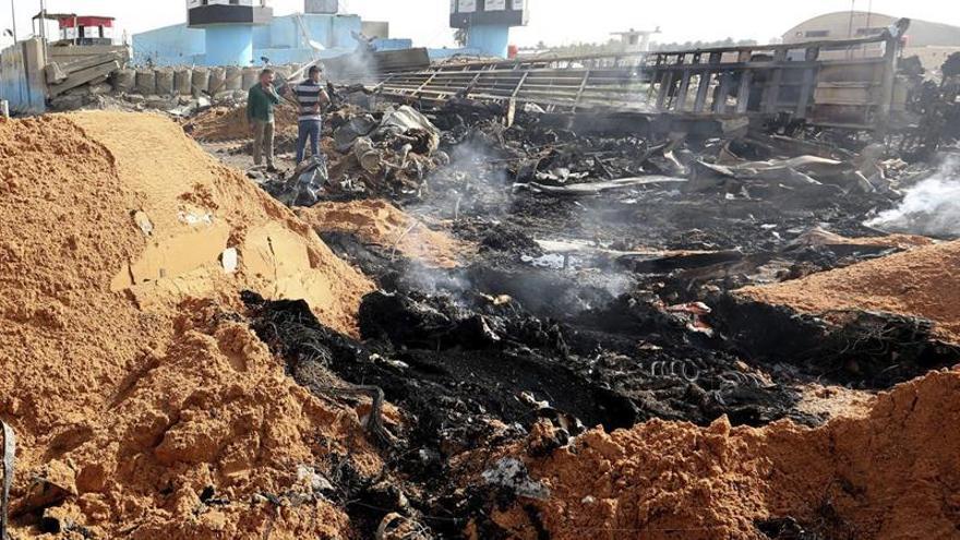 Al menos siete muertos y 25 heridos en un doble atentado en Bagdad