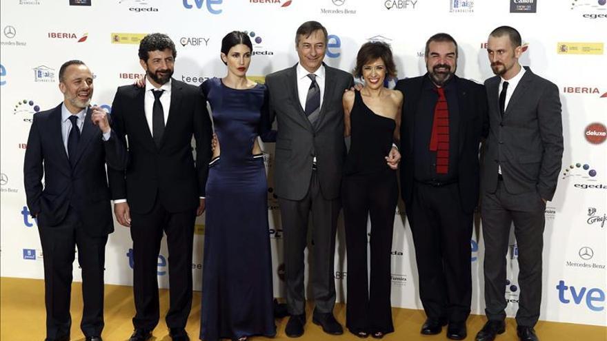 """""""La isla mínima"""" gana 8 medallas del Círculo de Escritores Cinematográficos"""