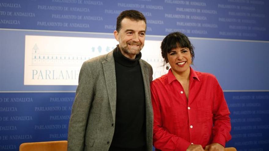 Teresa y Maíllo