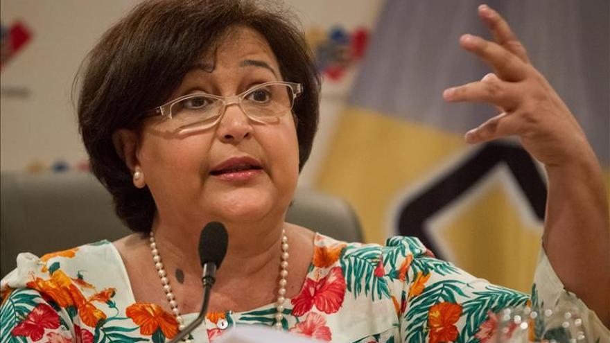 """Ente electoral venezolano advierte de """"grupúsculo"""" que quiere arrebatar poder"""