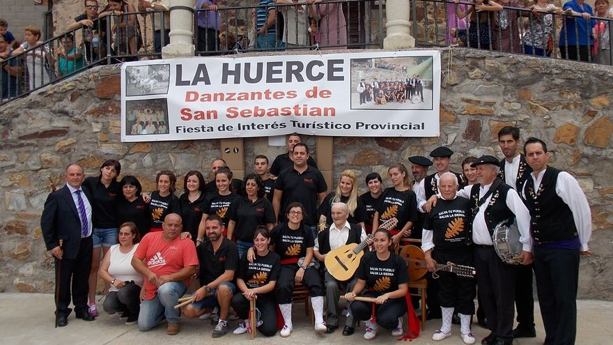 La Huerce, un pueblo solidario en el Alto Sorbe de Guadalajara