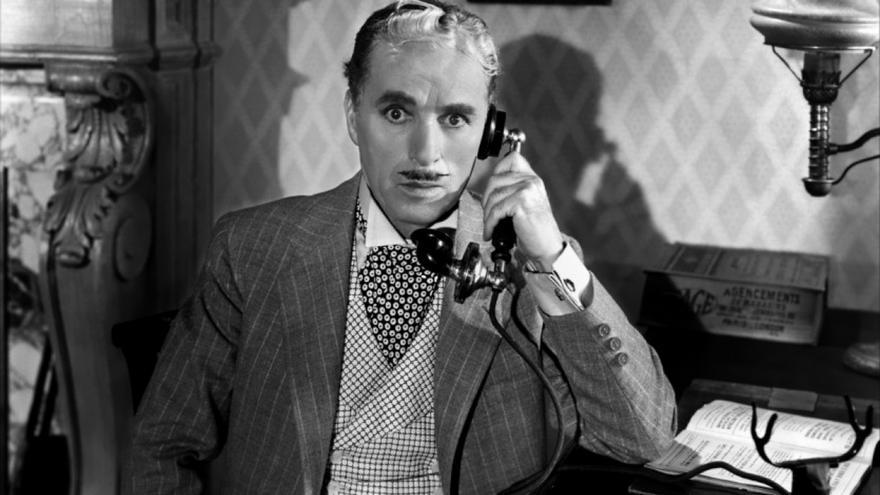 Monsieur Verdoux - Chaplin