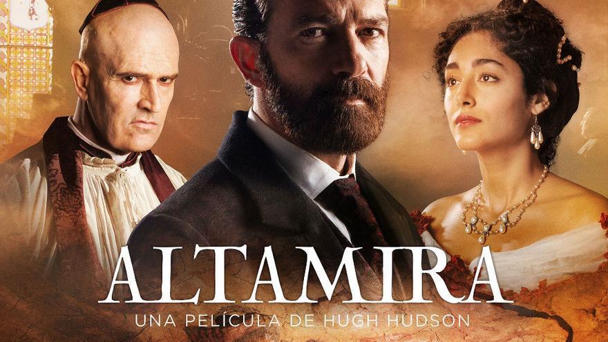 Altamira, una de las películas propuestas en la Fiesta del Cine