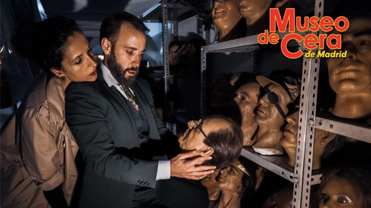 El mentalista Pablo Raijenstein en el Museo de Cera | MUSEO DE CERA