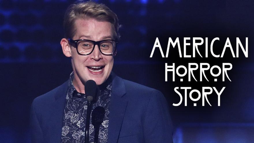 Primer vistazo a Macaulay Culkin en la décima temporada de American Horror Story