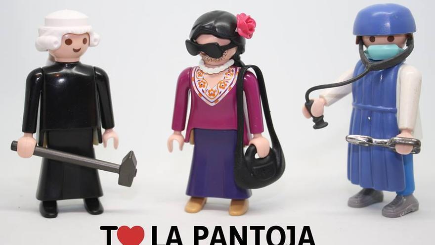 I love La Pantoja