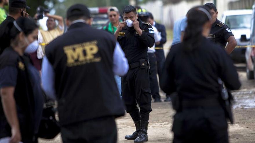 La Policía guatemalteca confirma la muerte de español secuestrado