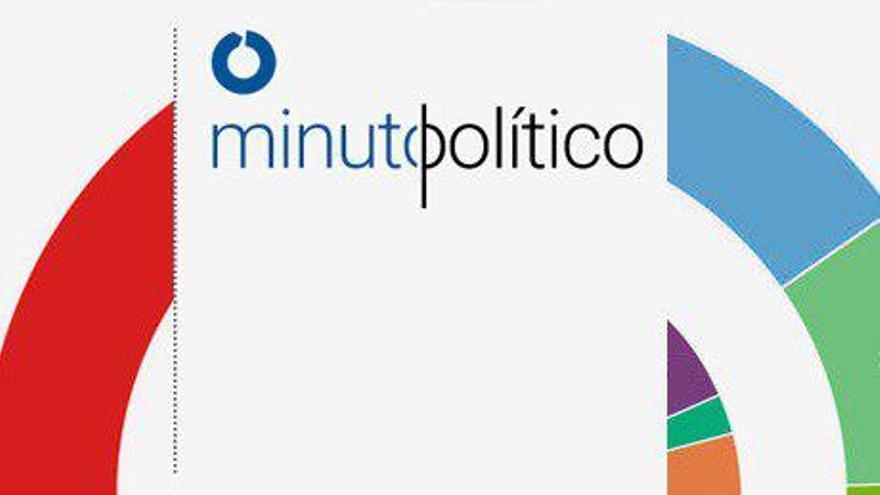 MINUTO POLÍTICO | Los candidatos se preparan para el primer debate a cuatro