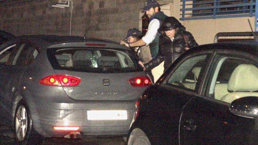 Los detenidos por amaño en contratos pasan hoy a disposición judicial