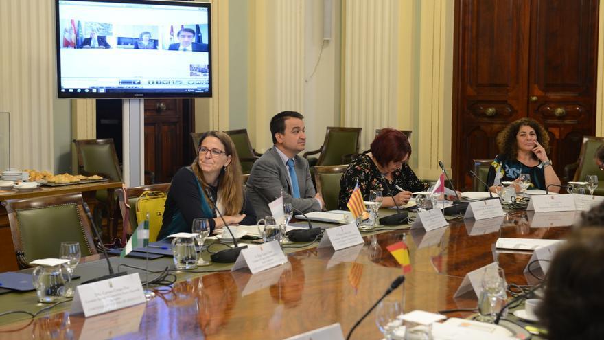 Reunión de la Conferencia Sectorial de Agricultura