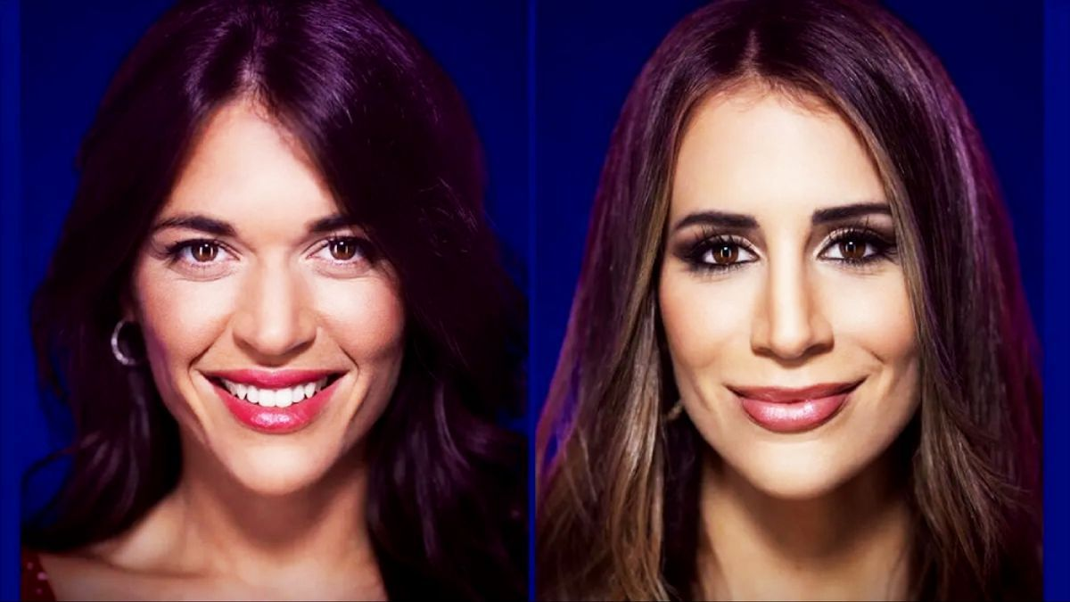 Fiama y Cristina, concursantes de 'Secret Story'