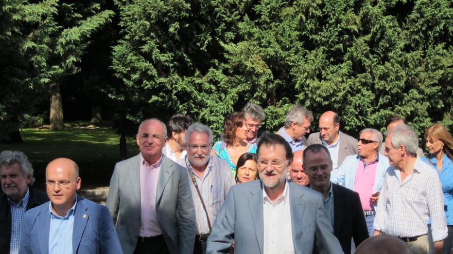 """Rajoy advierte de que """"no se puede mantener de por vida"""" el pago de intereses de la deuda, 9.000 millones más en 2013"""
