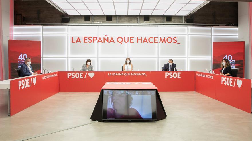 """El PSOE subraya la """"cobardía"""" de Casado frente a su """"generosidad"""" en Cataluña"""