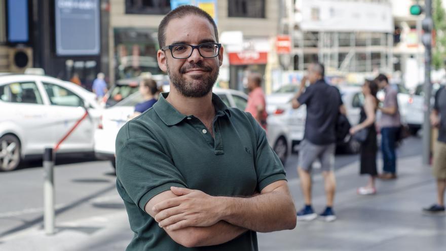 Álvado Fernández Heredia, exgerente de la Empresa Municipal de Transportes de Madrid.