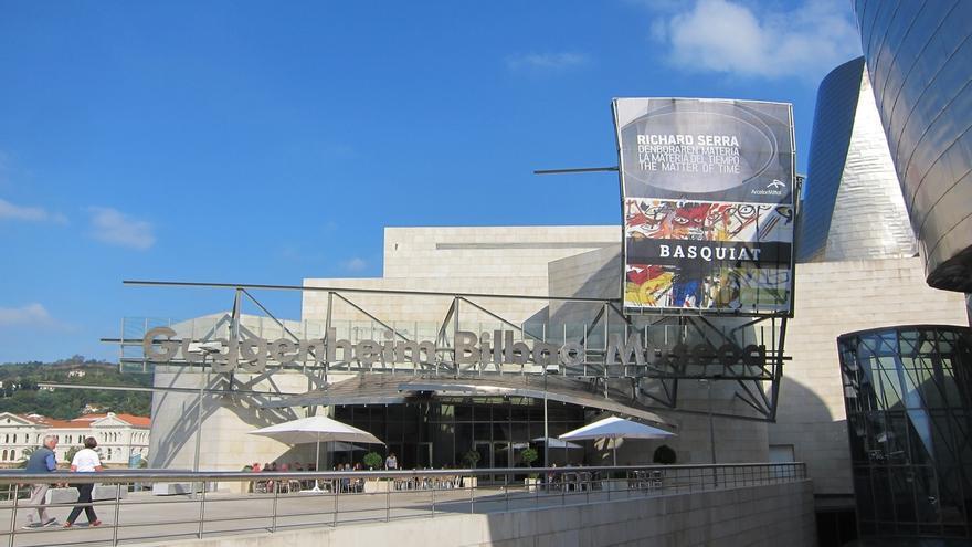 Los jóvenes artistas vascos podrán exponer sus creaciones en el Museo Guggenheim Bilbao