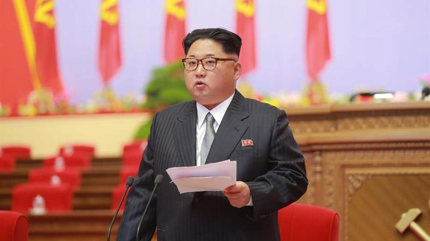 Kim dice que Corea del Norte no usará armas nucleares si no es atacada