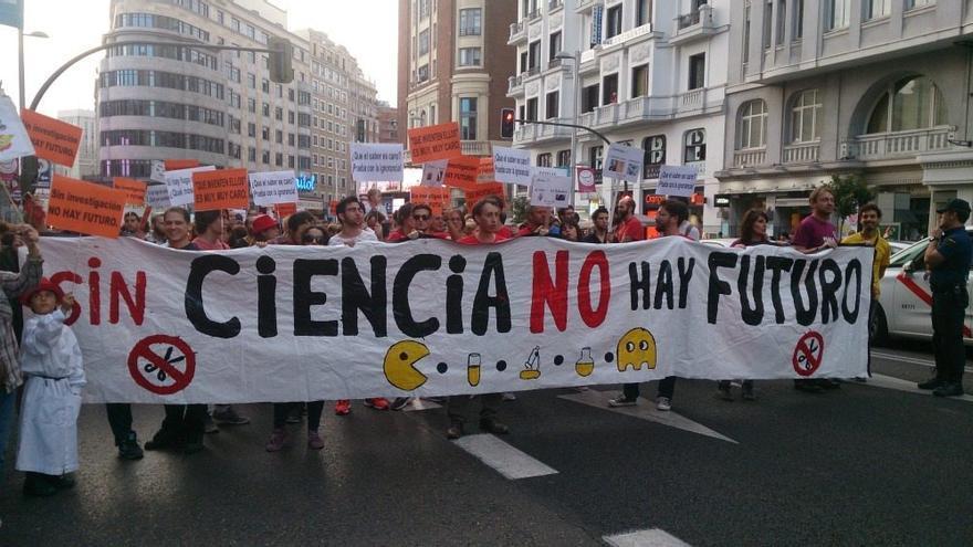 Los científicos saldrán a la calle en todo el mundo