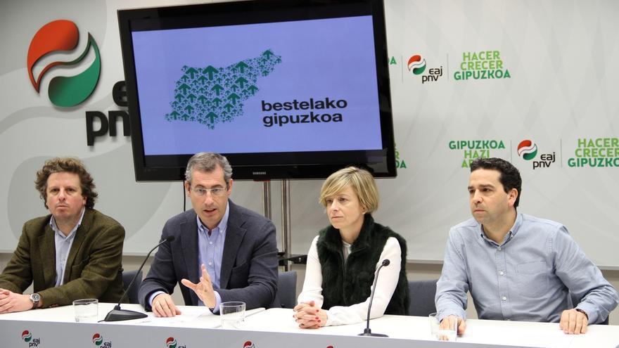 PNV de Gipuzkoa eliminará el Impuesto de la Riqueza si gana las elecciones