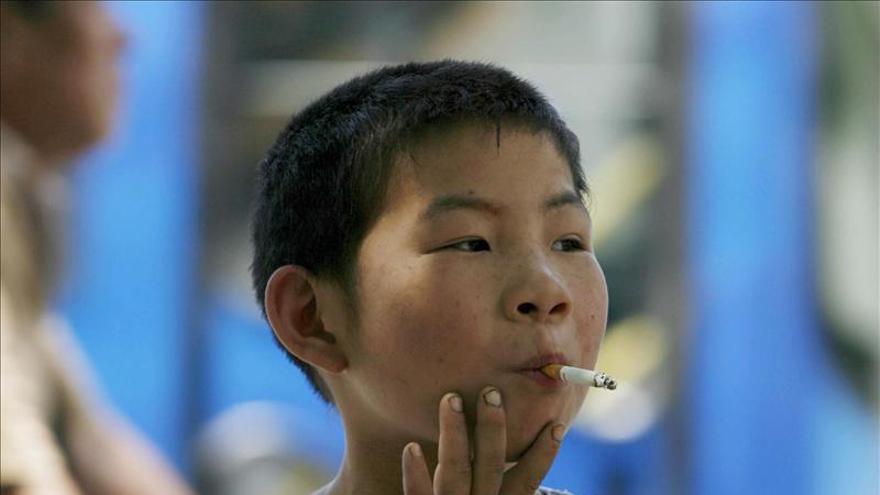 La OMS insta a Pekín a aprobar una ley antitabaco en espacios públicos cerrados