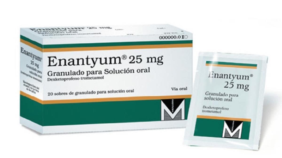 Enantyum 25 mg