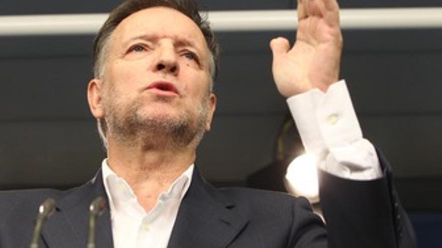 Marcelino Iglesias. (EUROPA PRESS)