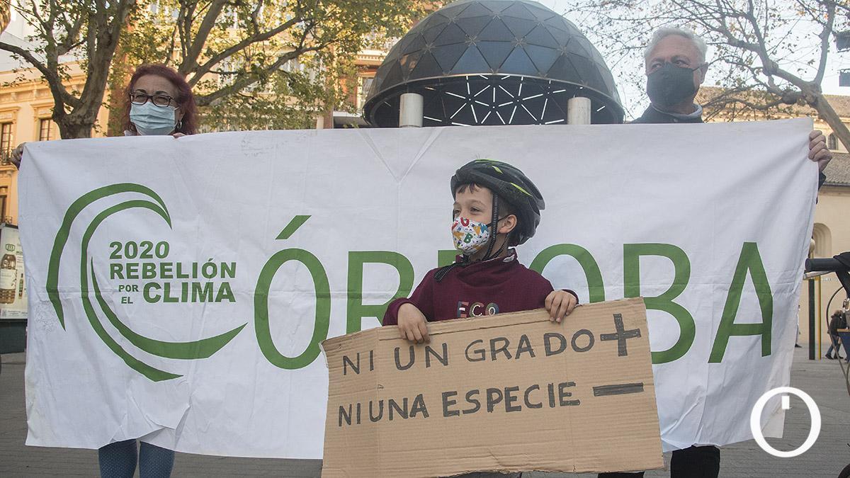 Protesta de Acción Global por el Clima.