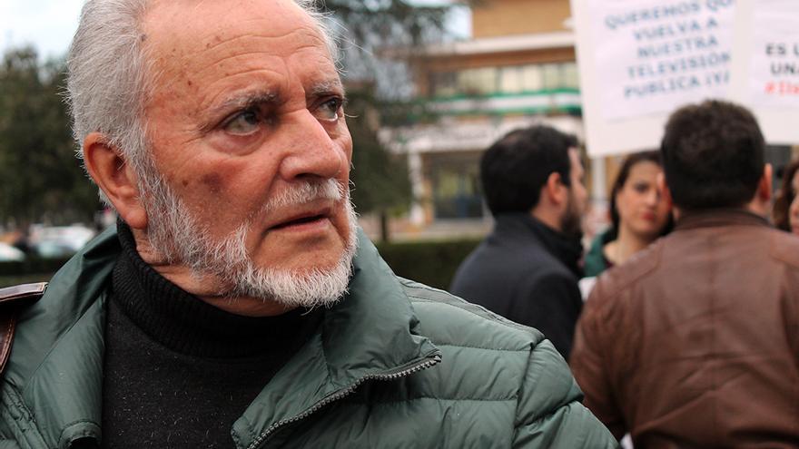 Julio Anguita. / JUANMI BAQUERO