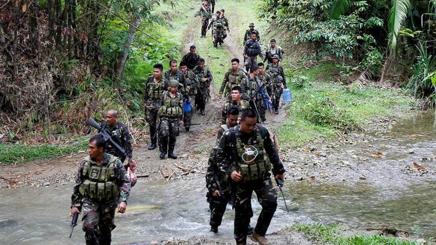 Abu Sayyaf decapita a dos rehenes vietnamitas en el sur de Filipinas
