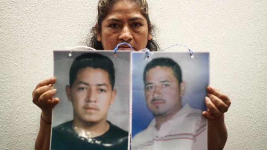 """""""Nos vamos para ver si compramos una casita"""", dijeron los desparecidos antes de partir a EU./ Foto: Antonio Cruz/ SinEmbargo"""