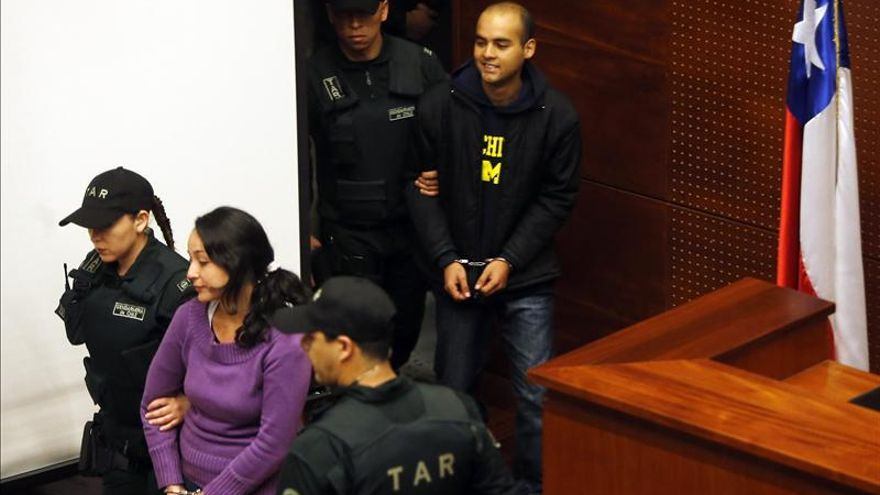 Declaran ilegales las pericias a los imputados por los bombazos en Chile