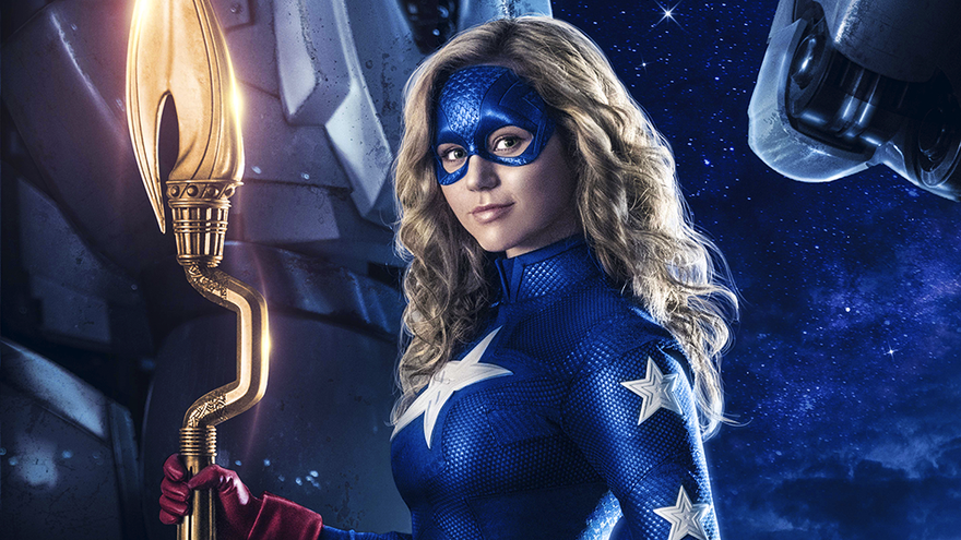 Stargirl, la nueva superheroina televisiva de DC